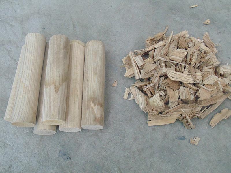木材撕碎机外形美观大方结构精密紧凑